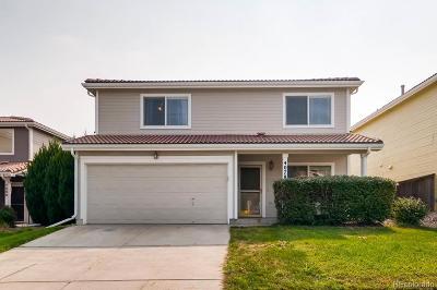 Denver Single Family Home Active: 4078 Odessa Street