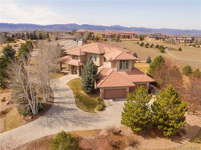 Niwot Single Family Home Active: 8955 Little Raven Trail