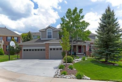 Castle Pines Single Family Home Active: 314 Ingleton Place