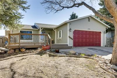 Aurora, Denver Single Family Home Active: 4274 South Fundy Way