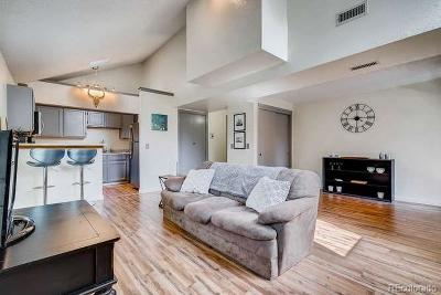 Wheat Ridge Condo/Townhouse Under Contract: 4981 Garrison Street #100A