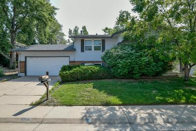 Denver Single Family Home Active: 4708 South Willow Street