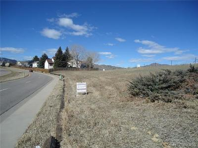 Lakewood Residential Lots & Land Active: 13427 West Quincy Avenue