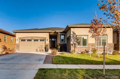 Aurora, Denver Single Family Home Active: 26723 East Peakview Place