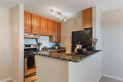Arvada Condo/Townhouse Sold: 5402 Carr Street #303