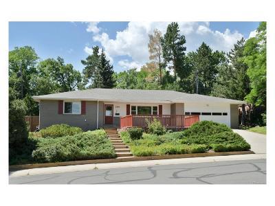Boulder Single Family Home Active: 2390 Dartmouth Avenue