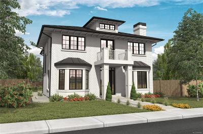 Denver Single Family Home Sold: 781 South High Street