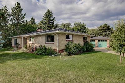 Golden Single Family Home Active: 1135 Zinnia Street