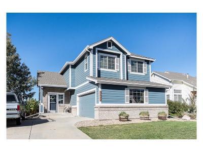 Aurora Single Family Home Active: 3677 South Quatar Way