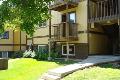 Golden Condo/Townhouse Under Contract: 16359 West 10th Avenue #Q3