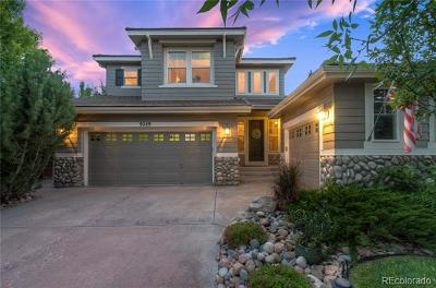 Highlands Ranch Single Family Home Active: 9229 Aspen Creek Way