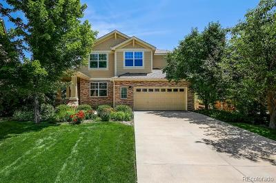 Broomfield Single Family Home Active: 14072 Roaring Fork Circle