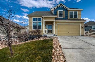 Castle Rock Single Family Home Under Contract: 5440 Fawn Ridge Way