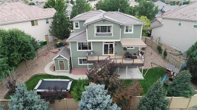 Highlands Ranch Single Family Home Active: 10511 Westcliff Way