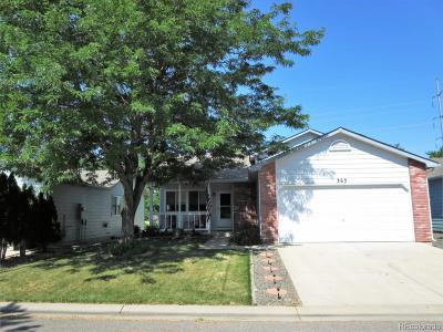 Loveland Single Family Home Active: 363 Emerald Court