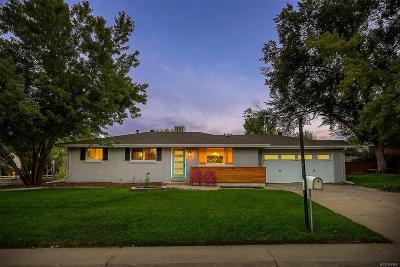 Wheat Ridge Single Family Home Active: 7200 West 27th Avenue