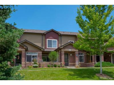 Highlands Ranch Rental Active: 6442 Silver Mesa Drive #B