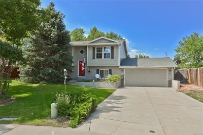 Dacono Single Family Home Under Contract: 401 Sundance Circle