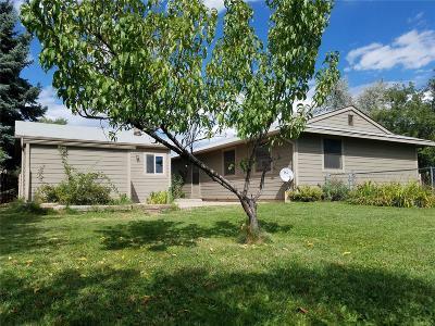 Longmont Single Family Home Active: 1232 Snowbank Court