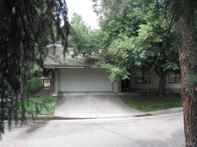 Lakewood Condo/Townhouse Under Contract: 2649 South Wadsworth Circle #22