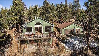 Conifer Single Family Home Under Contract: 10012 Buena Vista Drive