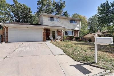 Denver Single Family Home Active: 2748 South Pierce Street