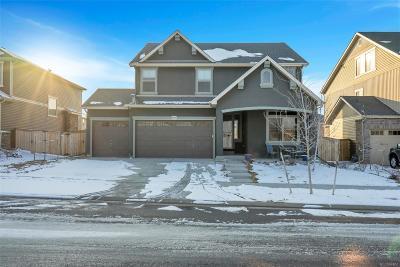 Aurora Single Family Home Active: 4855 South Catawba Street