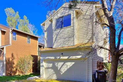 Boulder CO Single Family Home Active: $635,000