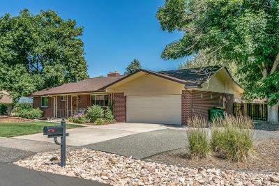 Wheat Ridge Single Family Home Under Contract: 7 Twilight Drive