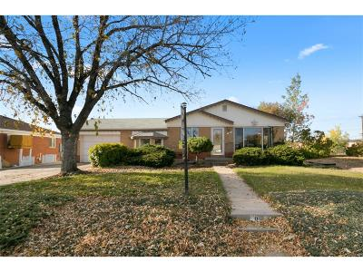 Northglenn Single Family Home Under Contract: 60 East 106th Avenue