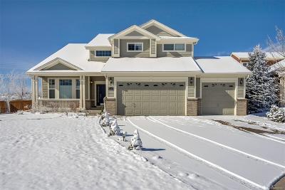 Castle Rock Single Family Home Active: 6787 Sapphire Pointe Boulevard