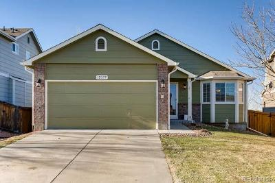 Parker Single Family Home Active: 12577 South Sopris Creek Drive