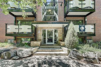 Denver Condo/Townhouse Active: 1245 Columbine Street #404