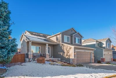 Highlands Ranch Single Family Home Active: 9869 Bathurst Way