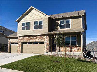 Castle Rock Single Family Home Active: 2287 Echo Park Drive