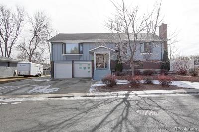 Arvada Single Family Home Active: 10772 West 62nd Place