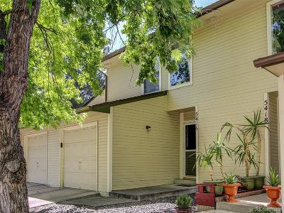 Lakewood Condo/Townhouse Under Contract: 5416 West 17th Avenue