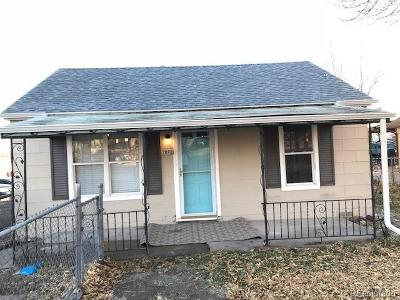 Denver Single Family Home Active: 3090 West 65th Avenue