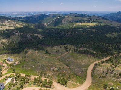 Boulder Residential Lots & Land Active: 100 County Road 83