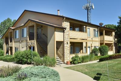 Littleton Condo/Townhouse Under Contract: 4875 South Balsam Way #1-103
