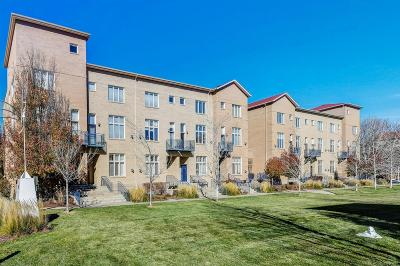 Denver Condo/Townhouse Active: 220 Roslyn Street #708