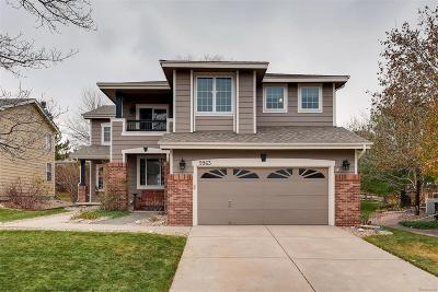 Highlands Ranch Single Family Home Under Contract: 9963 Blackbird Circle