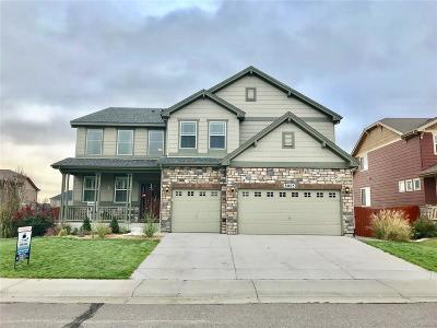 Thornton Single Family Home Active: 8005 East 124th Drive