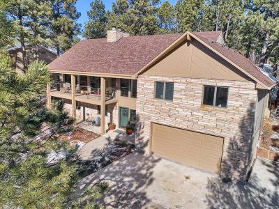 Woodmoor Single Family Home Under Contract: 18426 Augusta Drive