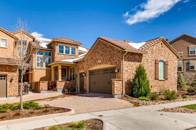 Highlands Ranch CO Condo/Townhouse Under Contract: $850,000