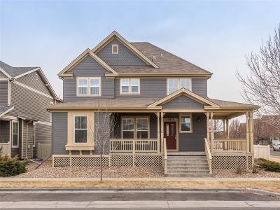Henderson Single Family Home Active: 10834 Belle Creek Boulevard