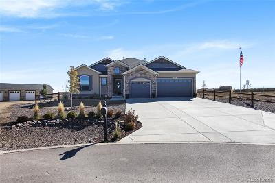 Berthoud Single Family Home Active: 3302 Tranquility Court
