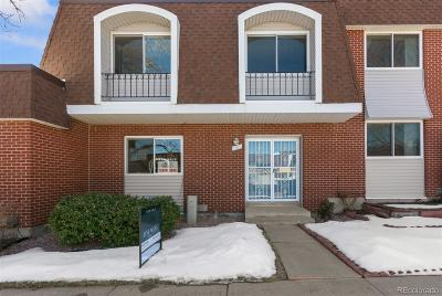 Lakewood Condo/Townhouse Active: 784 South Youngfield Court