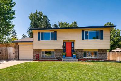 Westminster Single Family Home Active: 9440 Meade Street