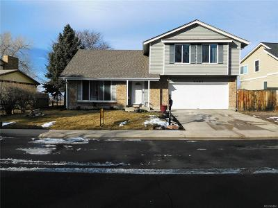 Cotton Creek Single Family Home Under Contract: 4461 West 111th Avenue
